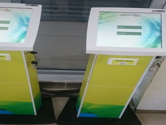 Safaricom Queue Management System